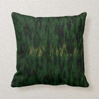 Almohada de tiro del cepillo de la selva