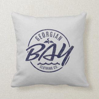 Almohada de tiro del Co. de la ropa de la bahía