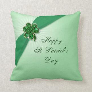 Almohada de tiro del día de St Patrick