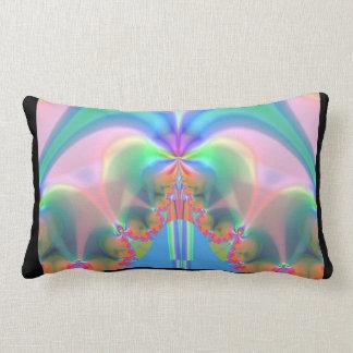 Almohada de tiro del diseño del fractal