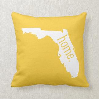 Almohada de tiro del estado de origen de la Florid