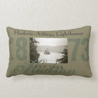 Almohada de tiro del faro de Hudson-Atenas