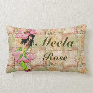 Almohada de tiro del florista del vintage