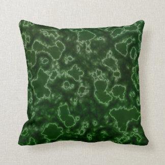 Almohada de tiro del laboratorio de las algas