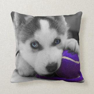 Almohada de tiro del perro