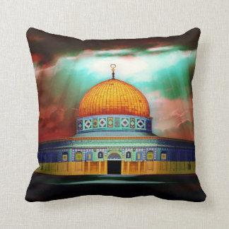 Almohada de tiro del poliéster de la mezquita del