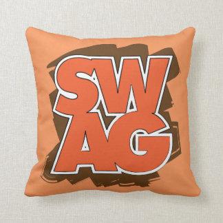 Almohada de tiro del SWAG