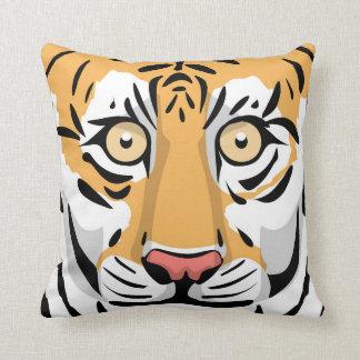 Almohada de tiro del tigre del tigre