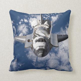Almohada de tiro del transbordador espacial cojín decorativo