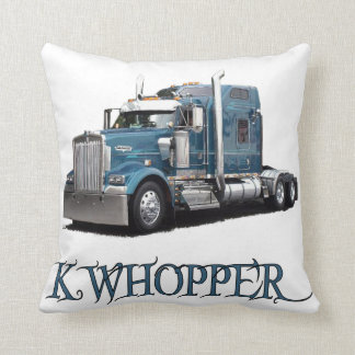 Almohada de tiro del Whopper de K Cojín Decorativo