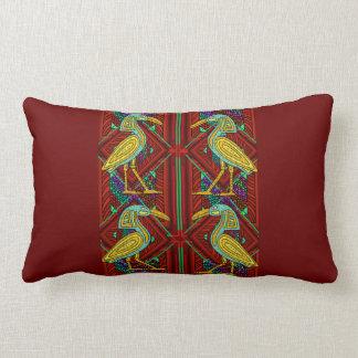 Almohada de tiro   egipcia del diseño del adorno cojín lumbar