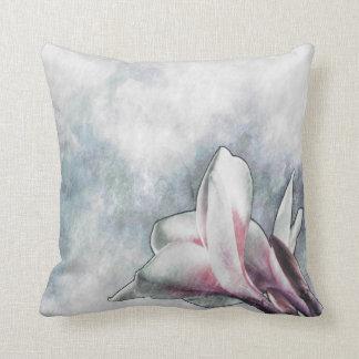 Almohada de tiro - flor v2 de WC/Sketch Pulmaria