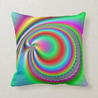 Almohada de tiro ideal de los espirales del arco