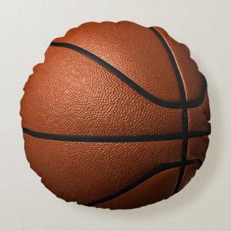 Almohada de tiro redonda del baloncesto cojín redondo