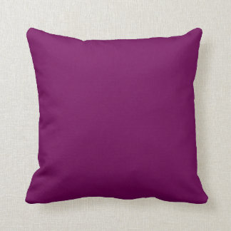 Almohada de tiro reversible de la acuarela