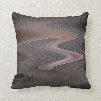 Almohada de tiro reversible del fractal seco del