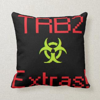 """Almohada de tiro TRB y TRB2 20"""" x 20"""""""