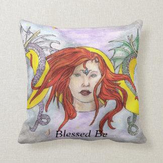 Almohada de Trow de la diosa