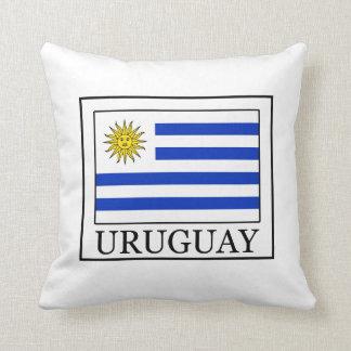 Almohada de Uruguay Cojín Decorativo