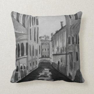 Almohada de Venecia Cojín Decorativo