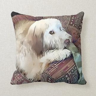 Almohada de Whoodle del heARTdog de MALACHI Cojín Decorativo