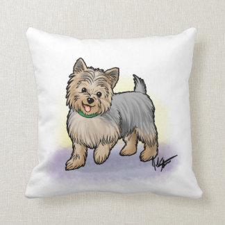 Almohada de Yorkshire Terrier