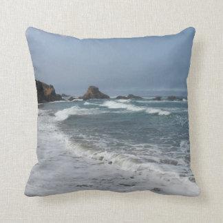 Almohada decorativa con la imagen hermosa de la pl