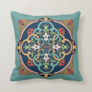Almohada decorativa del arte persa del Islam del A
