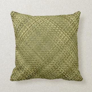 Almohada decorativa del modelo de bambú de la arma