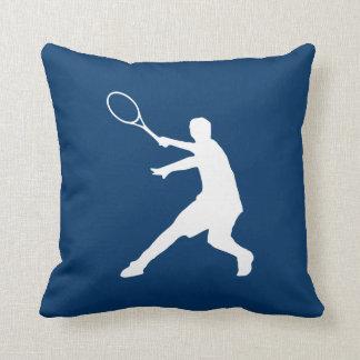 Almohada decorativa del tenis para la casa o el ho
