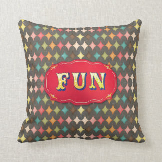 Almohada decorativa FUN