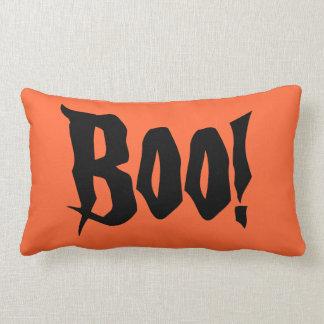 Almohada del abucheo de Halloween