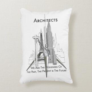 Almohada del acento de los arquitectos cojín