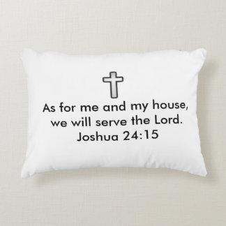 Almohada del acento/de tiro de Joshua 24 Cojín