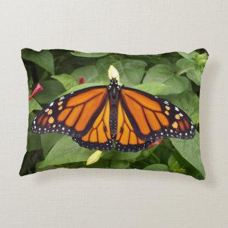 Almohada del acento, estilo #4b del monarca cojín