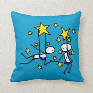 Almohada del amor de la estrella