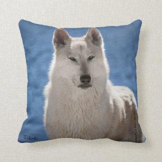 Almohada del amor del lobo