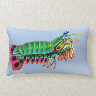 Almohada del animal del filón del camarón de cojín lumbar