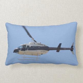 Almohada del apoyo lumbar del helicóptero cojín lumbar
