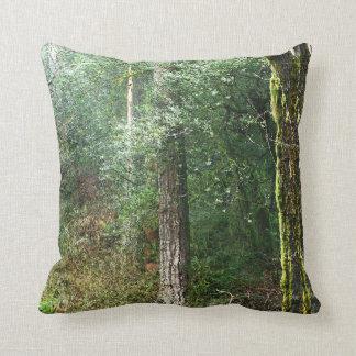 Almohada del árbol de la secoya