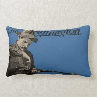 Almohada del arma del vaquero del rifle de las arm