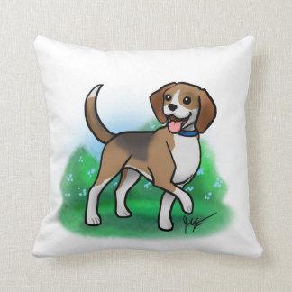 Almohada del beagle