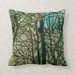 Almohada del bosque de Ana Haaland