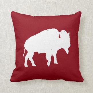 Almohada del búfalo