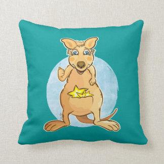 Almohada del canguro