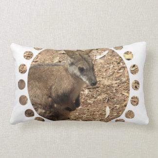 Almohada del canguro del bebé