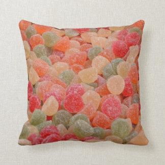 Almohada del caramelo de la pastilla de goma