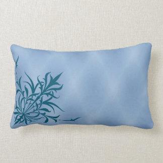 "Almohada del ""cardo azul"""