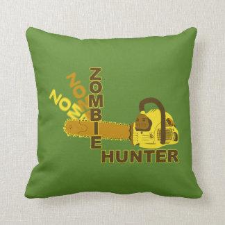 Almohada del cazador del zombi (inversa)