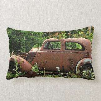 Almohada del coche antiguo cojín lumbar